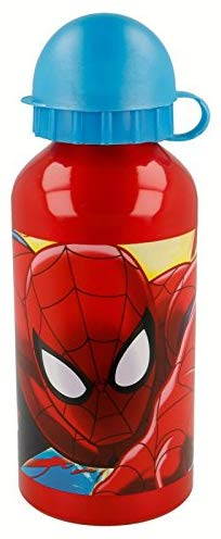 Spiderman- Botellas de superhéroes 400 ml