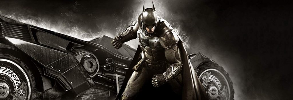 Video juego-Batman Arkham Knight