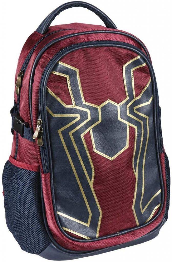 mochilas de superhéroes-Spiderman
